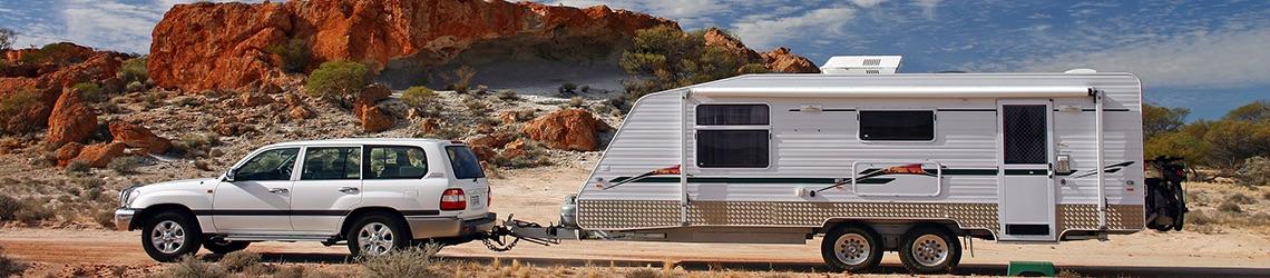 4WD, Caravans & Motorhomes