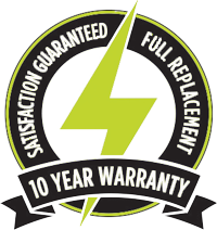 10 Year Warranty Logo